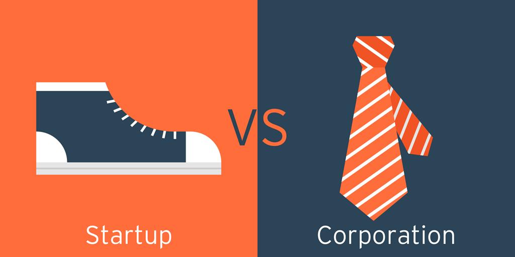 Startup-vs-enterprise